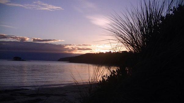 White Beach, Port Arthur