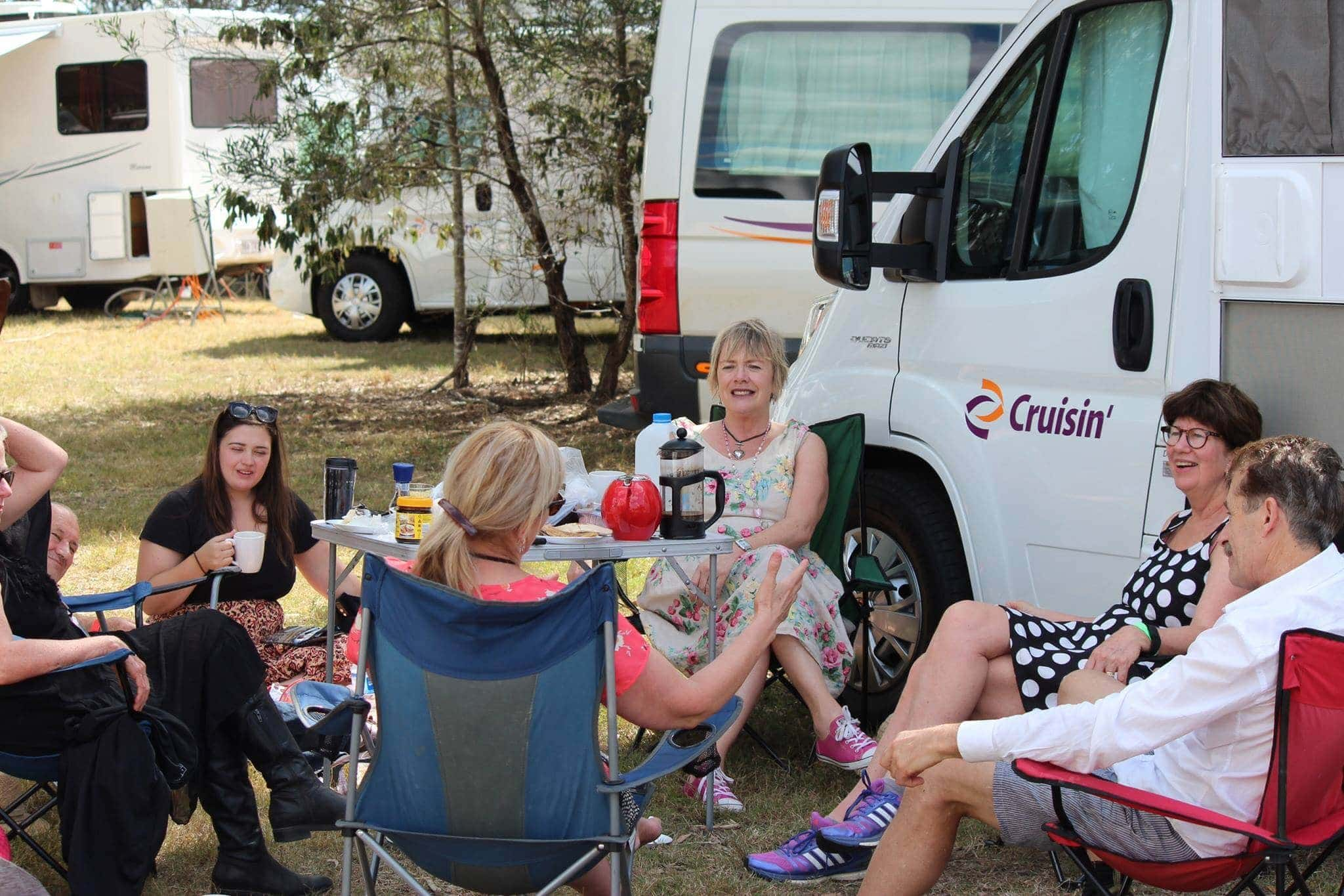 Family Motorhome Holiday