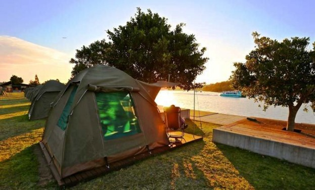 Australia's Best Glamping Locations