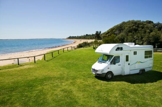 Australia's Best Located Caravan Parks