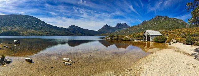 Dove Lake Circuit, Tasmania
