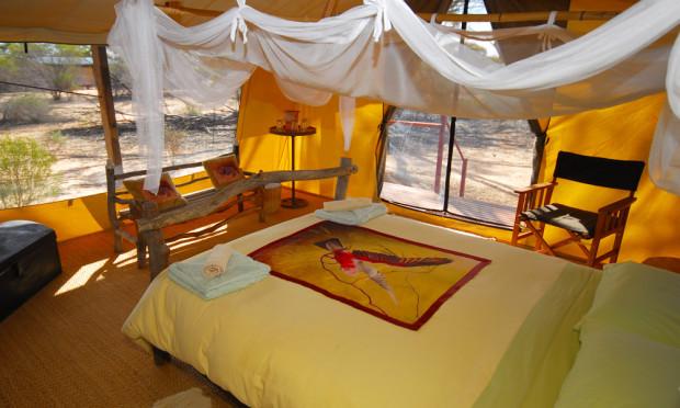Gawler Ranges Wilderness Safari Tents, South Australia