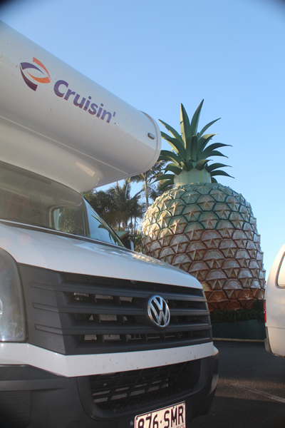The Cruisin' Ultimate Travel Reporter Experience Part 3 - Cruisin Motorhome Rentals Australia