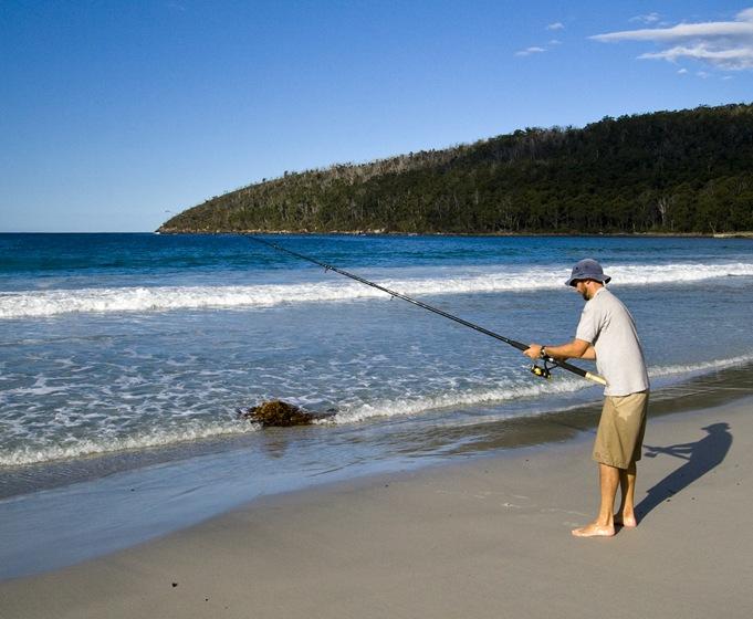 Best Places For Fishing In Tasmania - Cruisin Motorhome Rentals Australia