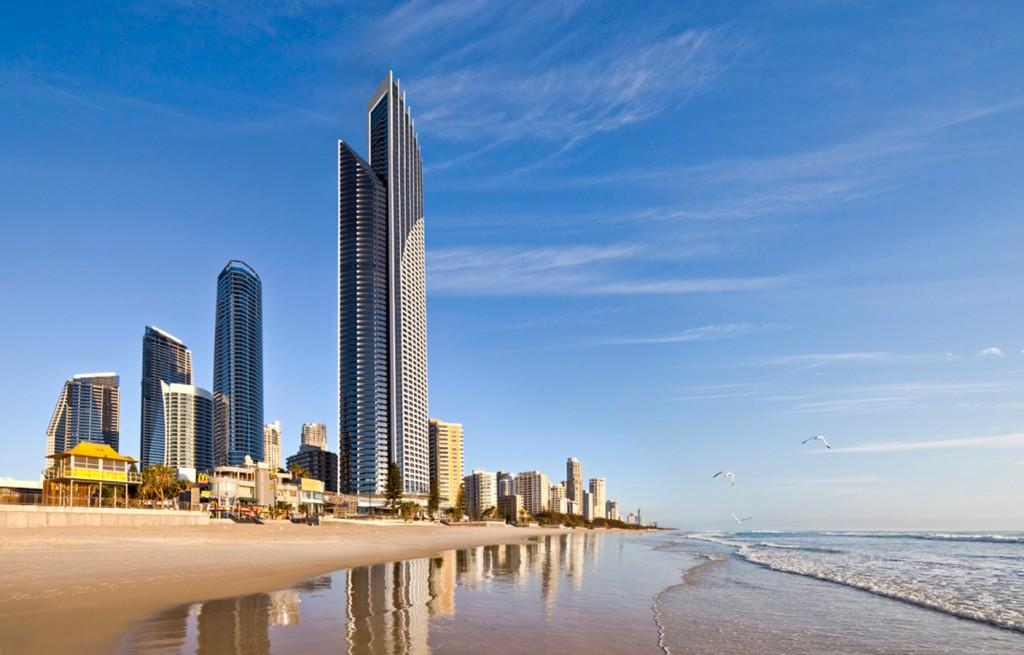 The Gold Coast, Queensland