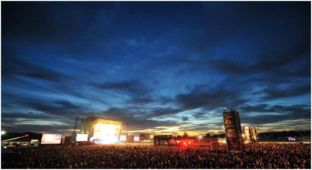 FUTURE MUSIC FESTIVAL - Cruisin Motorhome Rentals Australia