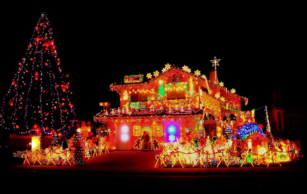 Celebrating Christmas On Your Motorhome Holiday - Cruisin' Motorhomes